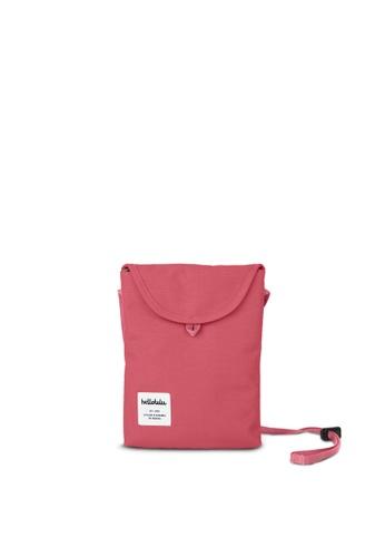 Hellolulu pink Jem - Travel Utility Bag CFD23AC4668442GS_1