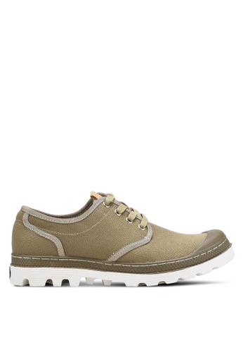 Knight green Casual Sneakers KN875SH0RF8JMY_1