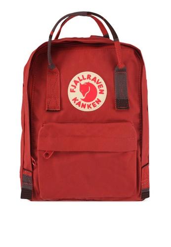Fjallraven Kanken red Kanken Mini Backpack FJ382AC0SX8UMY_1