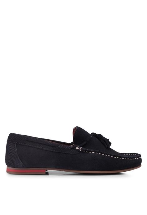 e5a29b3637e Buy Topman Men Loafers   Boat Shoes Online