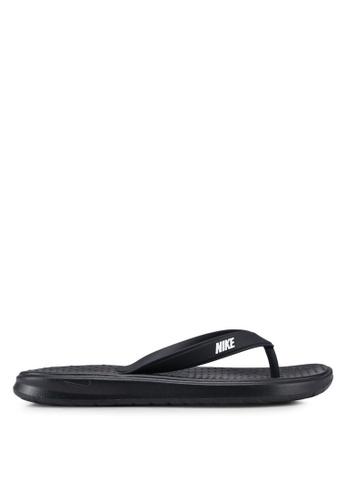 Nike black Men's Nike Solay Thongs 1E6F7SH620EC6BGS_1