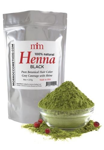 Morrocco Method Morrocco Method Henna Hair Dye - Black 29DBBBE2F13F06GS_1