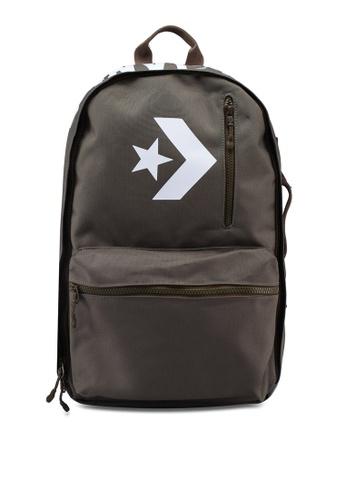 35ab25bee4bd Converse green Converse All Star Street 22L Backpack 8163EAC6FFD00DGS 1