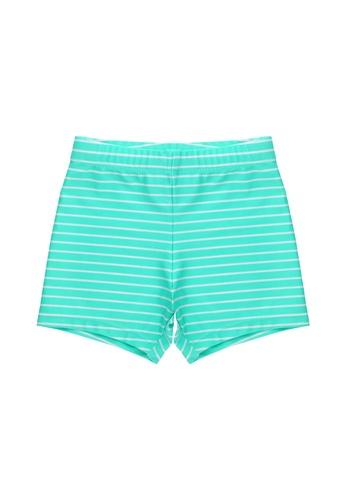 FUNFIT green UPF50+ Junior Bottom (Unisex) in Bubblegum Print 2E337KA675007EGS_1
