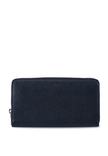 Bally blue Balen B Wallet (oc) 52E54AC5793700GS_1