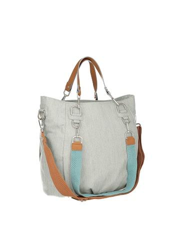 LASSIG Lassig Mix 'n Match Diaper Bag (Light Grey) FCCE3KC20B953FGS_1