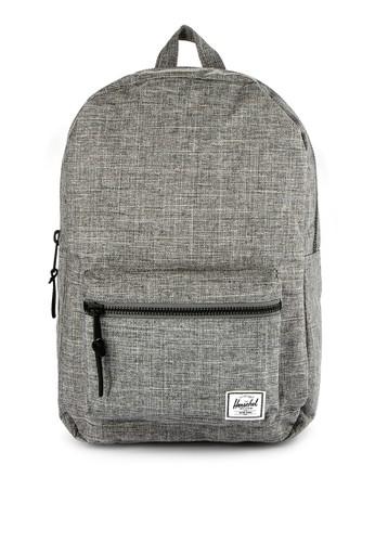 Herschel grey Settlement Mid-Volume Backpack C148AAC9704723GS_1