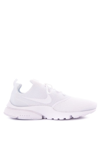 Nike white Men's Nike Presto Fly Shoes NI126SH0SN8LMY_1
