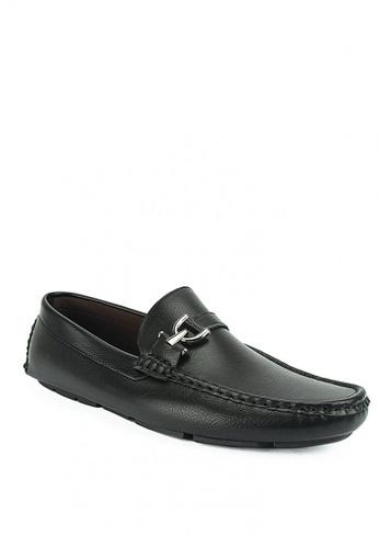 Mario D' boro Runway black Paulo Casual Shoes C941FSH0441A4DGS_1