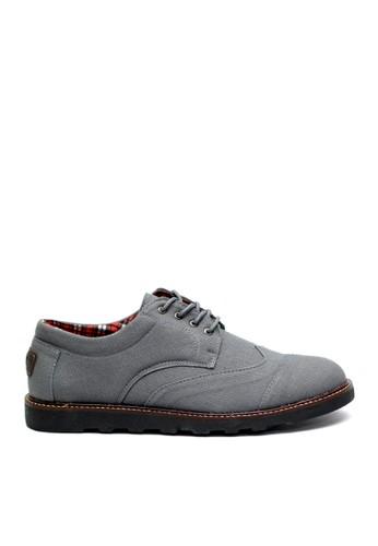 Toods Footwear grey Toods Benon - Abu 2 TO932SH51FVSID_1