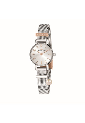 Morellato silver Sensazioni Quartz Watch Silver Metal Band R0153142525 7852DAC07D8ACFGS_1
