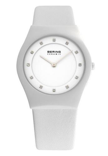 Bering white Ceramic 32035-659 White 35 mm Unisex Watch A67DEACB92DDE5GS_1