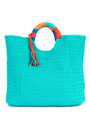 CHILL BY NOOKS blue Bayong With Tassle 9E34FAC4462AF6GS_1