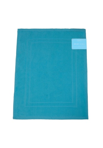Canopy blue (3pcs Set) Canopy Essential 3216 Bath Mat 800gsm Good Quality 0D9EEHL66CD48AGS_1