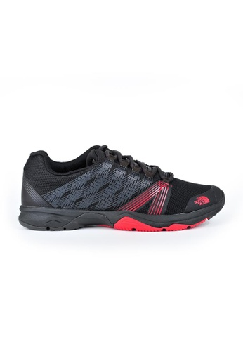 The North Face black TNF M LITEWAVE AMPERE II TNF BLACK/TNF RED TH879SH38FZTSG_1