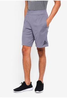 Studio Les Mills Mesh Basketball Shorts