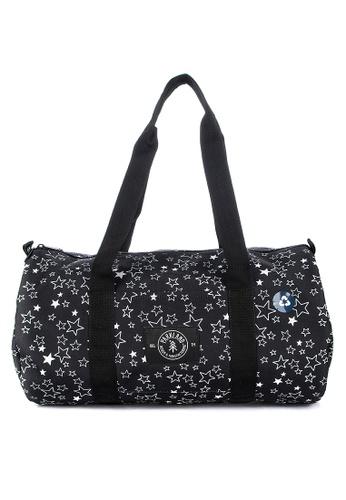 Parkland black Lookout Small Duffel Bag 45F19AC943CD08GS_1