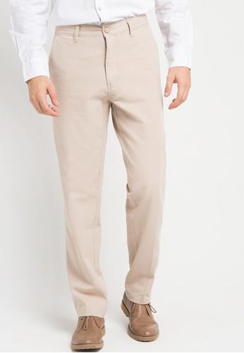 Watchout! Casual beige Fashion Pants 082 WA972AA86ALXID_1