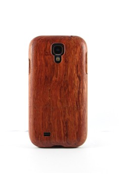 Genuine Wood Full Cover for Samsung S4
