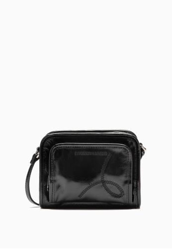 Calvin Klein Calvin Klein CK Women Pocket Stitch Utility Camera Bag DF84FAC6AD1C05GS_1