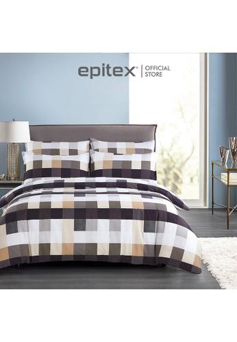 Epitex multi Epitex Silkysoft 900TC SP9049-04 Fitted Sheet Set (w/o quilt cover) 193BBHL882C6BBGS_1