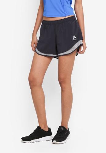Odlo black Maia Shorts 24800AAAE7E61DGS_1