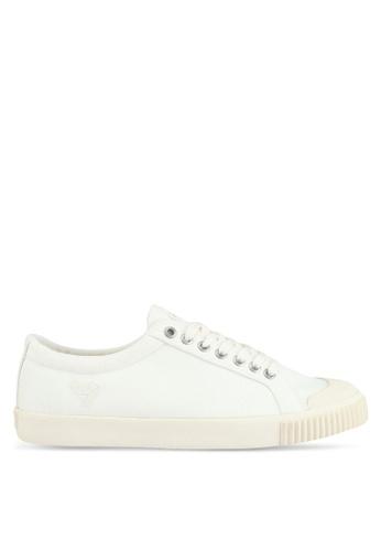 Gola white Tiebreak Sneakers 2E91DSH128618AGS_1