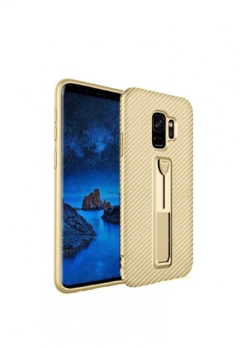 MobileHub gold Xundd Vision Series Carbon Fiber Case for Samsung Galaxy S9 6C61AAC1A48211GS_1