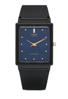 【ZALORA】 MQ-38-2A 方框樹脂手錶