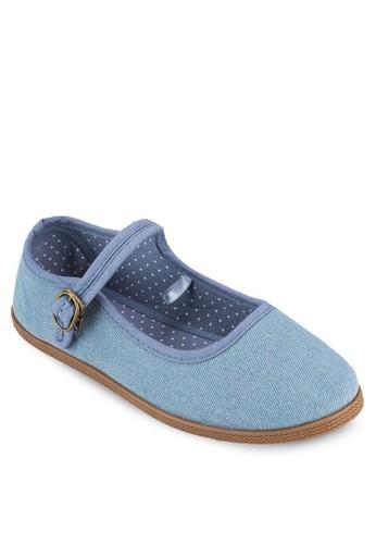 Maryesprit 工作 Jane 平底鞋, 女鞋, 鞋