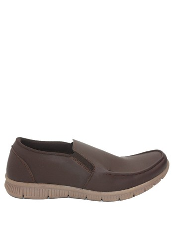 Dr. Kevin brown Dr. Kevin Men Casual Shoes 13385 - Brown D634FSH37E92D4GS_1