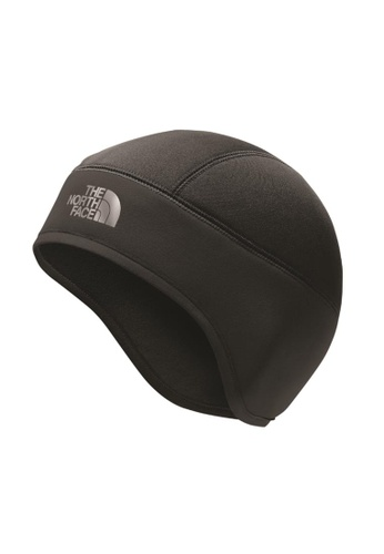The North Face black TNF Windwall Beanie TNF Blk/Silver Reflective ED8F7ACF0731A5GS_1