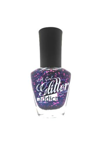 L.A Girl purple LA Girl Glitter Addict Eutopia 0E503BE6A7591BGS_1