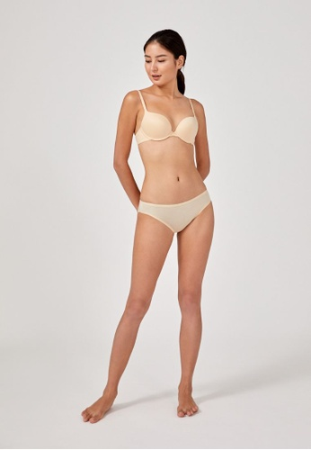 Love, Bonito beige Eva Modal Bikini Panty 85EF3US1C4A1CEGS_1