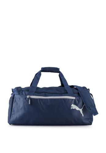 PUMA blue Fundamentals Sports Bag M FAD15ACABDFB8DGS_1