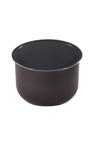INSTANT POT black 6-Quart Nonstick Coated Ceramic Inner Pot B6120HL926FC3DGS_1