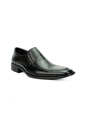 Cardam's Lifestyle black CMS 43073 Black Formal Shoes F48AESHB2A36E6GS_1