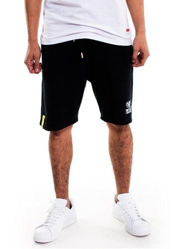 Reoparudo black RPD Brand Logo Reflective Shorts (Black) RE413AA0F4BKSG_1