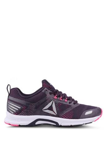 Reebok black Ahary Runner Shoes 3581ASH7AE7A81GS_1