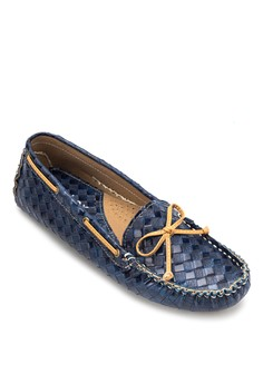 Fruity Woven Loafers