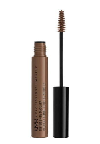 NYX Professional Makeup brown NYX Professional MakeupTinted Brow Mascara - CHOCOLATE 5FF15BE736F262GS_1