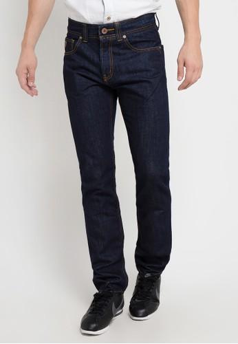 Lois Jeans blue Long Pant Denim LO391AA0UJN9ID_1