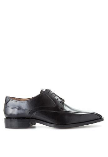 Bristol Shoes black McAllister Black Lace-up BR842SH48QNBPH_1