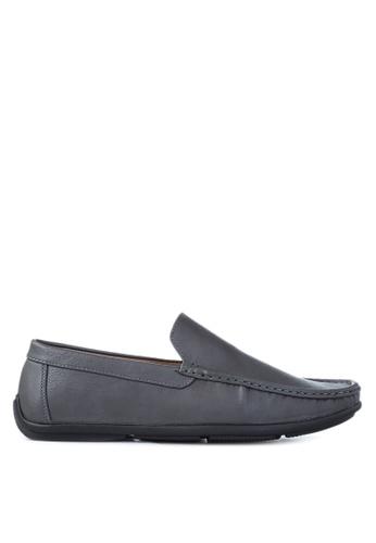 H2Ocean grey Nikos Loafers H2527SH99VAIPH_1