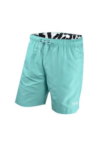TYR green TYR Bentley Shorts 47ADAAA0ACBCCDGS_1