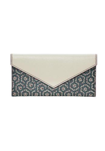 MISCHA green MISCHA Long Wallet - Mahogany 6DA2DAC32D4500GS_1