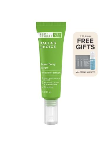 Paula's Choice green Earth Sourced Power Berry Antioxidant Serum ACEDDBE48E430EGS_1
