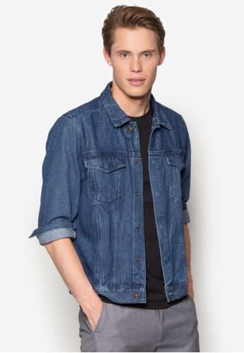Denim Jacket、 服飾、 服飾ZALORADenimJacket最新折價