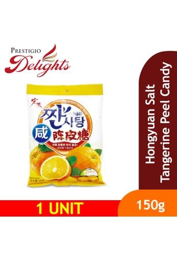 Prestigio Delights Hongyuan Salt Tangerine Peel Candy 150g 7C8DDES4C54ABCGS_1