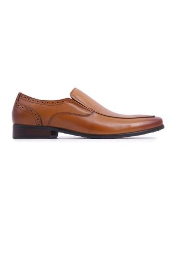Hanson Bootmaker brown Hanson Bootmaker Slip-on - Tan A763BSH4796C2FGS_1